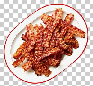 Bacon Meat Wrap PNG
