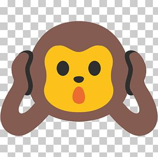 The Evil Monkey Three Wise Monkeys Emoji YouTube PNG