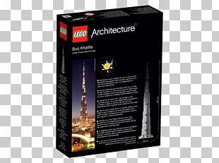 LEGO Architecture 21031 Burj Khalifa Baukasten LEGO Architecture 21031 Burj Khalifa Baukasten Building PNG