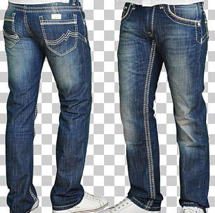 Jeans Denim T-shirt Pants Clothing PNG