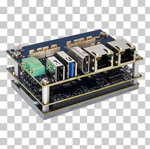 Nvidia Jetson Orbitty Single-board Computer TV Tuner Cards & Adapters PNG
