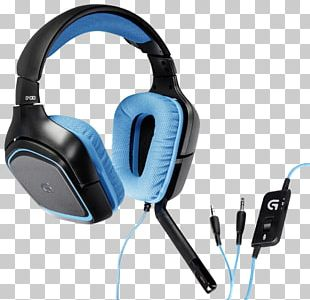 Logitech G430 Microphone Headphones Headset PNG