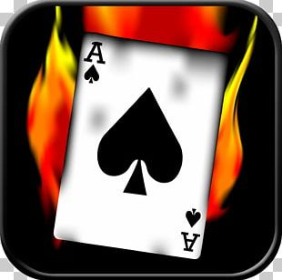 Card Game Ace Of Spades Playing Card PNG