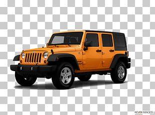 2018 Jeep Wrangler JK Unlimited Sport Chrysler Car Sport Utility Vehicle PNG