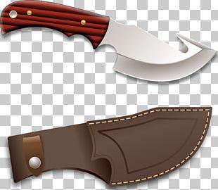 Knife Hunting & Survival Knives PNG