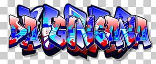 Logo Graffiti Brand Font PNG