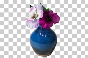 Vase Petal Purple PNG