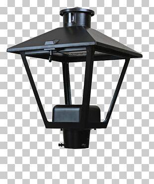 Light Fixture Lighting Light-emitting Diode Street Light PNG