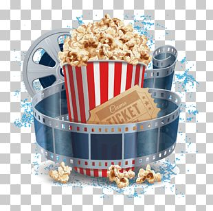 Film Cinema Illustration PNG