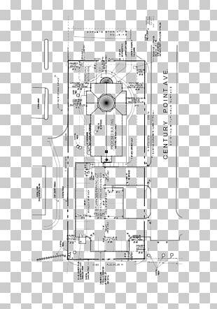 Floor Plan Engineering Building Technical Drawing PNG
