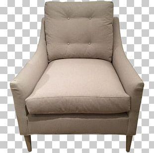 Club Chair Cushion Couch Furniture PNG