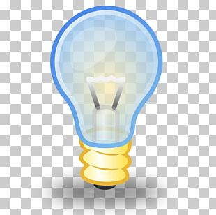 Incandescent Light Bulb Lighting LED Lamp PNG