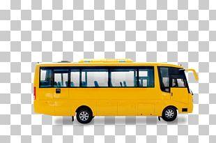 School Bus Transport Field Trip PNG