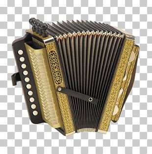 Diatonic Button Accordion Hohner Musical Instrument PNG