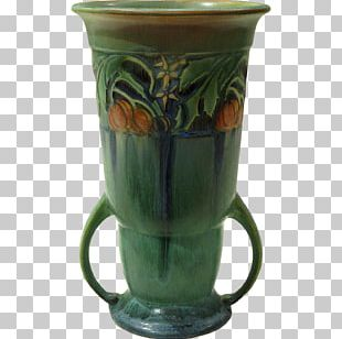 Coffee Cup Vase Pottery Ceramic Glass PNG