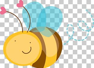 The Buzzing Bee PNG