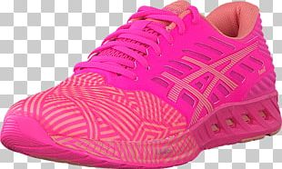 ASICS Sneakers Shoe Pink Track Spikes PNG