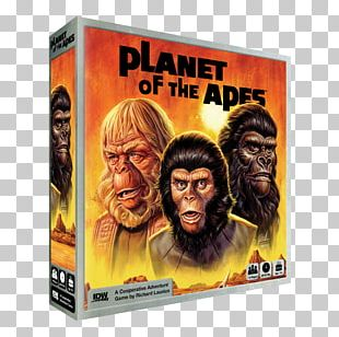 Arkham Horror Board Game Planet Of The Apes Monopoly PNG
