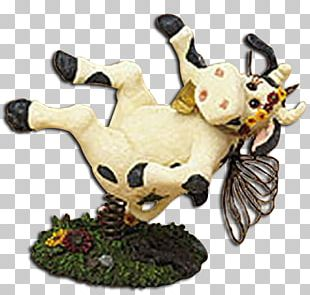 Cattle Figurine Angel Collectibles Collectable Toy PNG