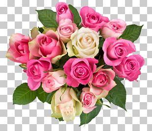 Flower Bouquet Rose Cut Flowers PNG