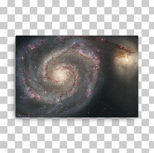 Whirlpool Galaxy Spiral Galaxy Hubble Space Telescope Andromeda Galaxy PNG