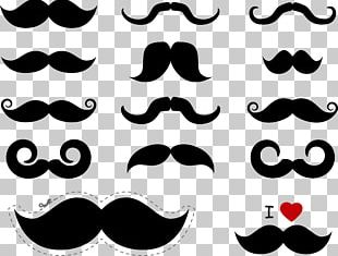Moustache Stock Photography PNG