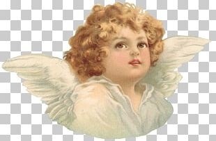 Cherub New Year's Day Angel Christmas PNG