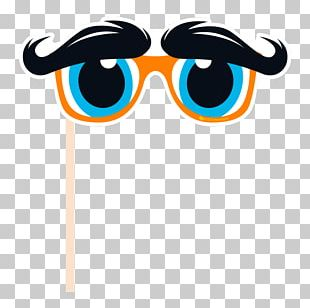 Glasses Goggles Photocall Photo Booth Eye PNG