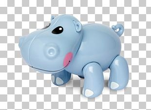 Hippopotamus Toy Horse Doll Child PNG