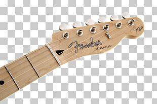 Electric Guitar Fender Telecaster Musical Instruments String Instruments PNG