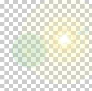 Sunlight Halo Lens Flare PNG