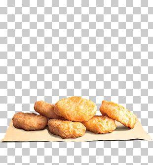 Burger King Chicken Nuggets Hamburger Chicken Fingers PNG