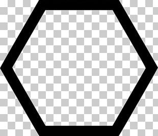 Hexagon Shape Circle PNG