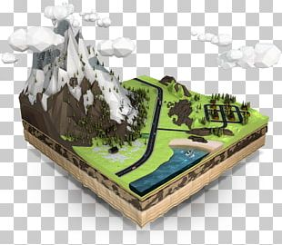 Terrain Isometric Graphics In Video Games And Pixel Art Video Game Graphics Isometric Projection 3D Computer Graphics PNG