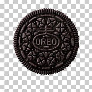 Android Oreo Chocolate Brownie Stuffing Sticker PNG