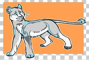 Cat Lion Canidae Horse Dog PNG