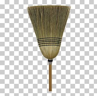 Witch's Broom Mop Dustpan Handle PNG