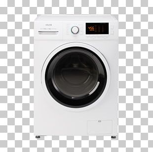 Clothes Dryer Washing Machines Combo Washer Dryer AEG L6FB Washing Machine PNG