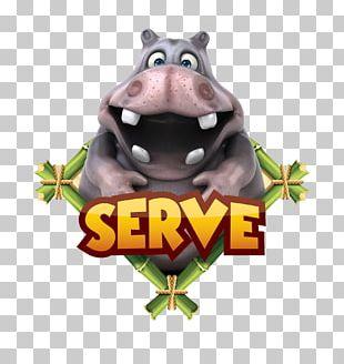 Hippopotamus The Hippo Jungle River Adventure PNG