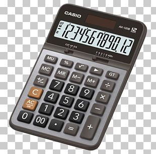 Scientific Calculator Casio ClassWiz FX-991EX Calculator Casio RT-7000 White PNG