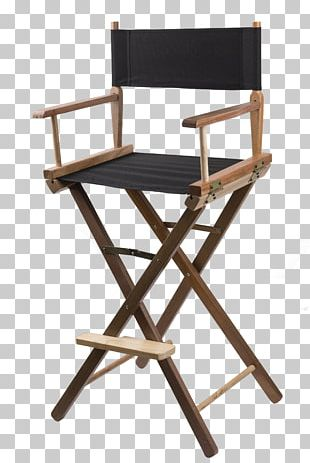 Table Director's Chair Folding Chair Bar Stool PNG
