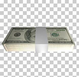 Pack Of Dollar Bills PNG