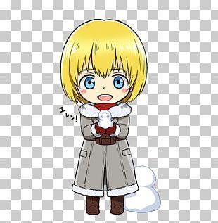 Armin Arlert Attack On Titan Mikasa Ackerman Eren Yeager Chibi PNG