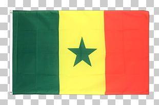 Flag Of Senegal Fahne Dakar Banner PNG