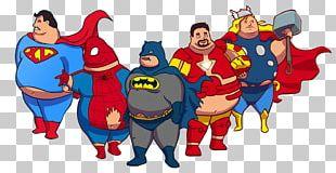Spider-Man Superman Daredevil Batman Superhero PNG