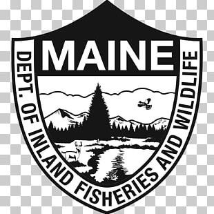 Maine Department Of Inland Fisheries And Wildlife Logo Disc Jockey Inner London Violence PNG