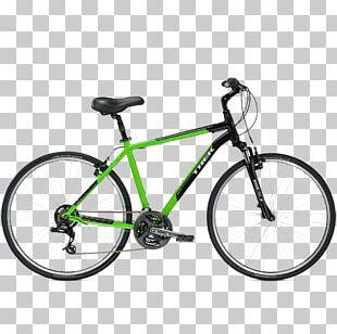 Trek Bicycle Corporation Hybrid Bicycle Bike Rental Bicycle Frames PNG