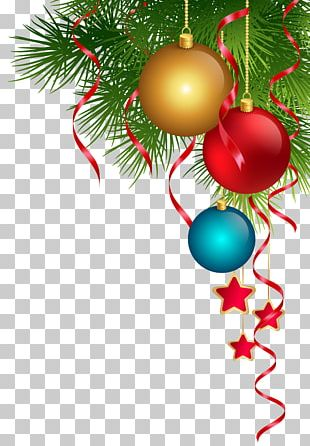 Christmas Ornament Christmas Lights Christmas Tree PNG