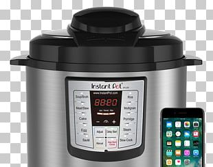 Instant Pot IP-DUO60 Pressure Cooking Slow Cookers Multicooker PNG