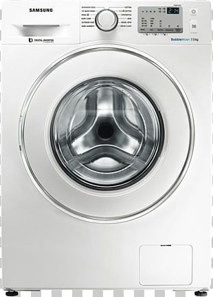 Washing Machines Samsung Home Appliance Clothes Dryer PNG